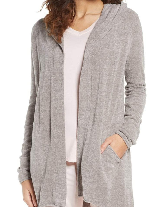 CozyChic™ Ultra Lite Hooded Cardigan