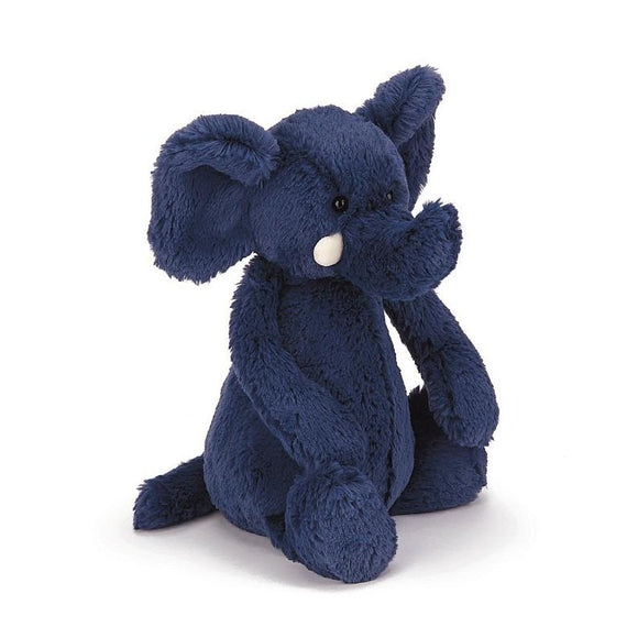 Bashful Blue Elephant