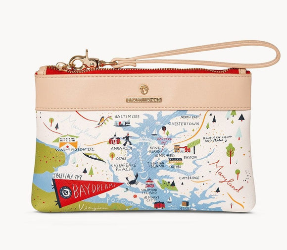 Bay Dreams Scout Wristlet