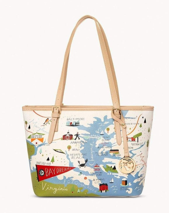 Bay Dreams Small Tote