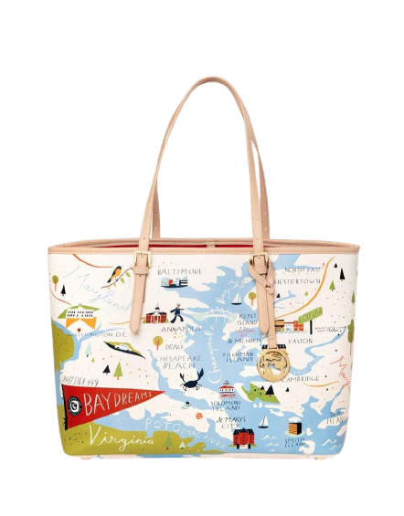 Bay Dreams Large Tote