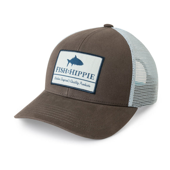 Bayroller Hat in Dark Grey
