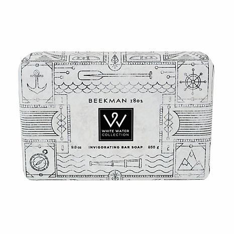 White Water Collection Bar Soap