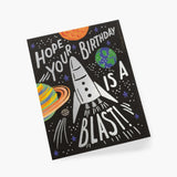 Hope Your Birthday is a Blast Card