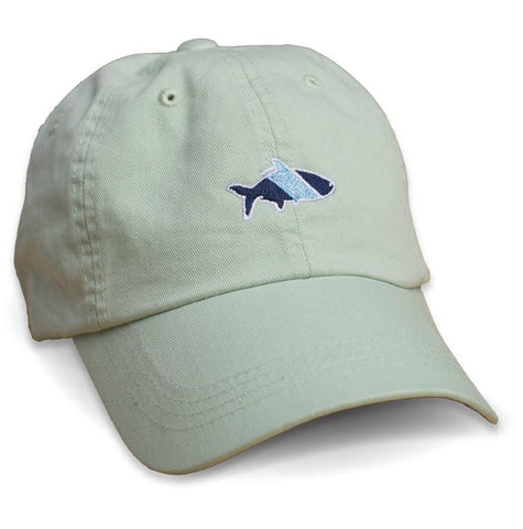 Fish Hippie Sport Cap in Seagrass
