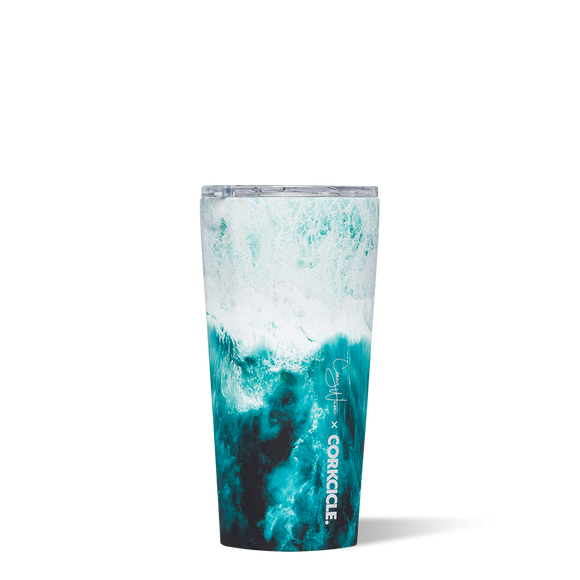 Corey Wilson Tumbler in Big Wave