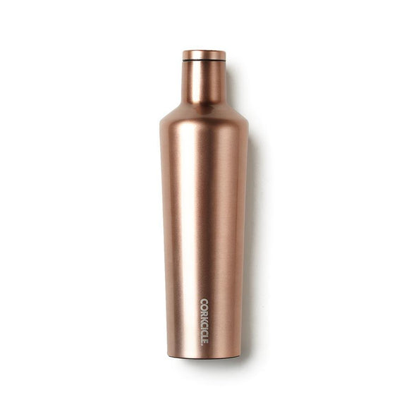 Metallic Copper Canteen