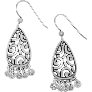 Deco French Wire Earrings