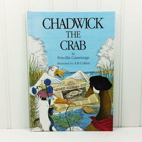 Chadwick The Crab Book