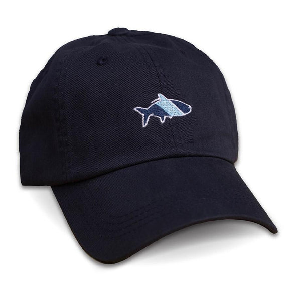Fish Hippie Sport Cap in Navy
