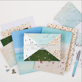 The Getaway Notecard Set