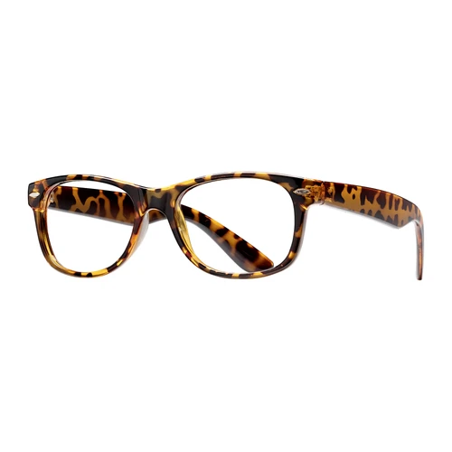 Classic Honey Tortoise - Blue Light Readers
