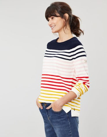 Seaport Roll Neck Sweater