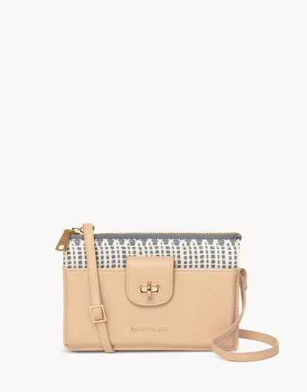 Lindsey Phone Crossbody in Songbird