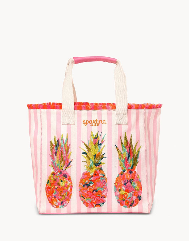 Pineapple Beach Tote