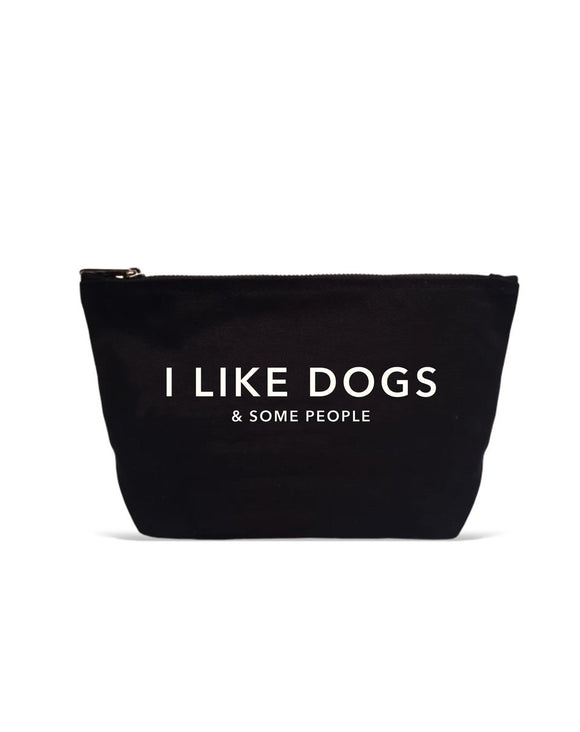 I Like Dogs & Some People Pouch