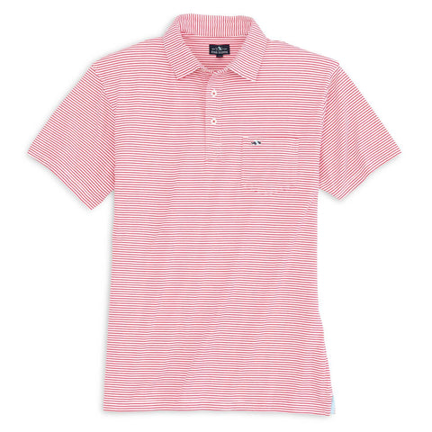 Pimlico Stripe Polo