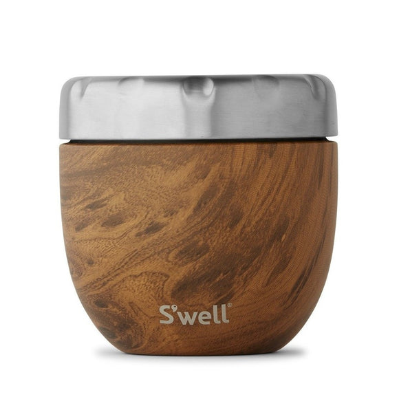Swell Eats Teakwood Food Container