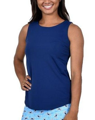 Navy Southwind Tank Top
