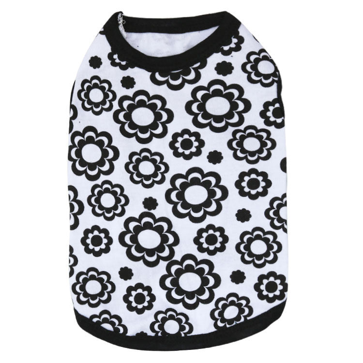 tiny chihuahua clothes black and white 5.99