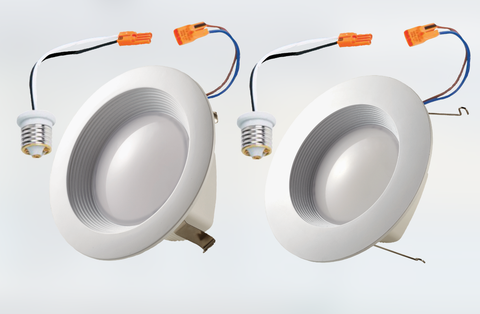 "LEN-41020-5000 13W 4"" LED Downlight 5000K 850Lm - FREE SHIPPING!"