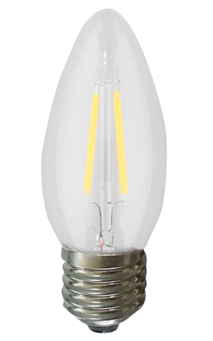 Candle LED Torpedo 4W - END OF LINE SALE! HALF PRICE! WHILE STOCKS LAST!