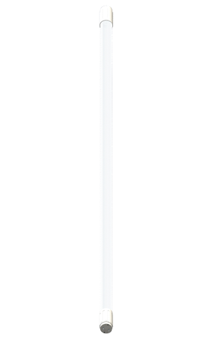 42048 LED T-8 Tube All Glass Body 18W - PRICE REDUCED BY 50%! #bfcm SALE! MUST CLEAR WAREHOUSE!