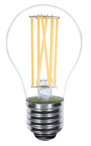 A21 LED Extra Long Filament 5W - END OF LINE SALE! HALF PRICE! WHILE STOCKS LAST!