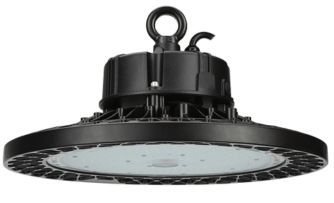 LEN-1062-UL-5000 150W LED UFO High Bay 5000K 21000Lm - FREE SHIPPING!