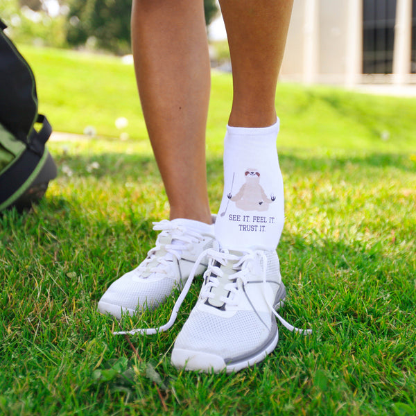Golfer Personality Quiz: Which Golf Socks Pair are You?