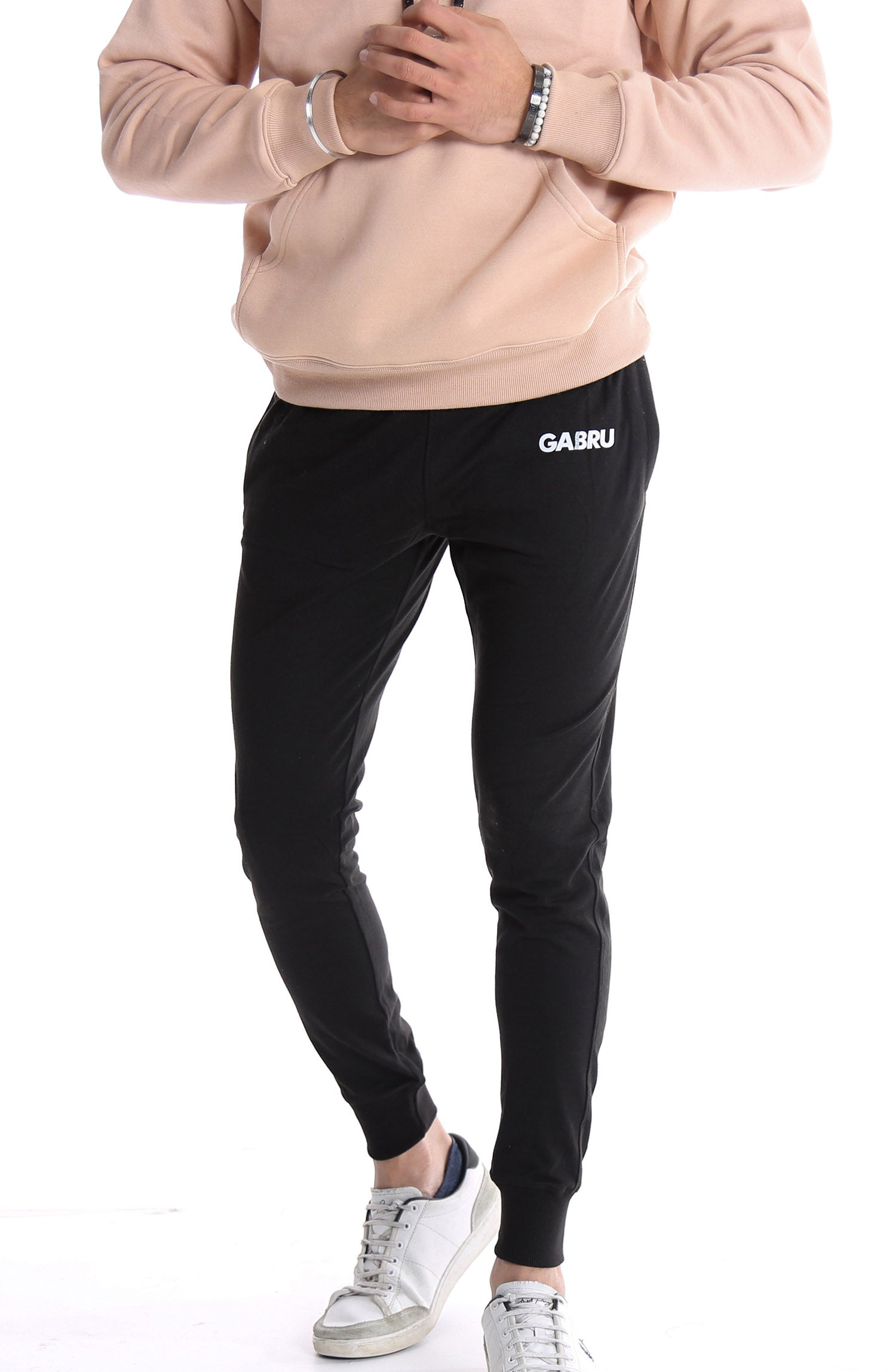 GABRU W19 - Fitted Joggers