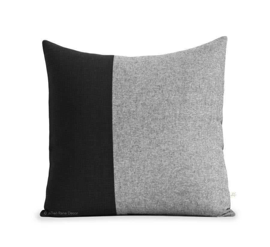 Chambray Pillows