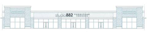 Studio 882 - Showroom Expansion - Glen Mills, PA