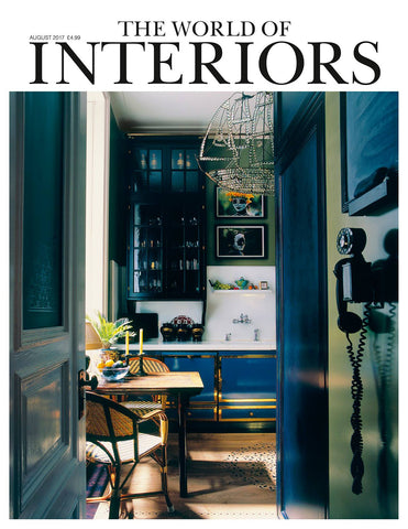 The World of Interiors Magazine - August 2017