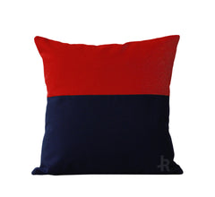 Outdoor Colorblock Pillow by Jillian Rene Decor
