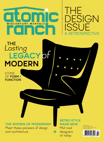 The Design Issue, Atomic Ranch Magazine