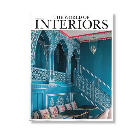 Jillian Rene Decor feature as seen in The World of Interiors Magazine