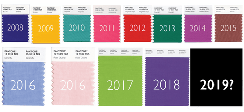 Pantone 2019 Color of the Year Announcement