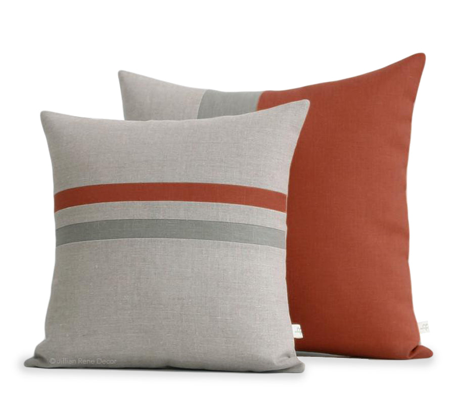 Sienna Pillow Cover Set of 2