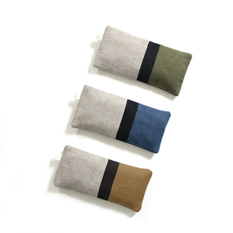 Colorblock Eye Pillow