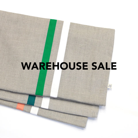 WAREHOUSE SALE 12x20 Striped Pillow Cover with Cream Stripe