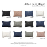 Studded Zodiac Pillow