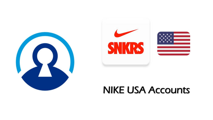 NIKE SNKRS US Accounts