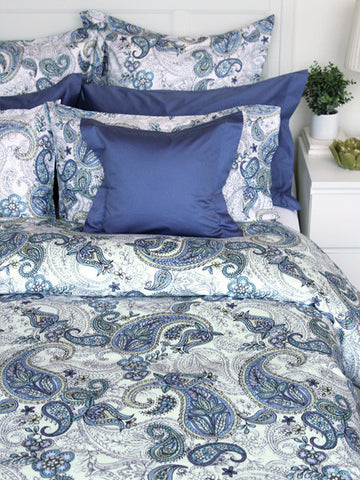 Anastasia 350TC Sateen Duvet Cover