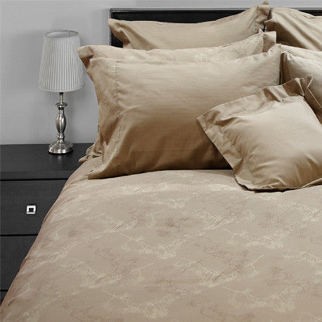 "Arbor 340TC Sateen 15"" Fitted Sheet"