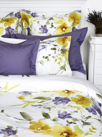 Bethany 220TC Percale Duvet Cover