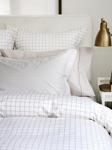 Thomas 220TC Percale Duvet Cover