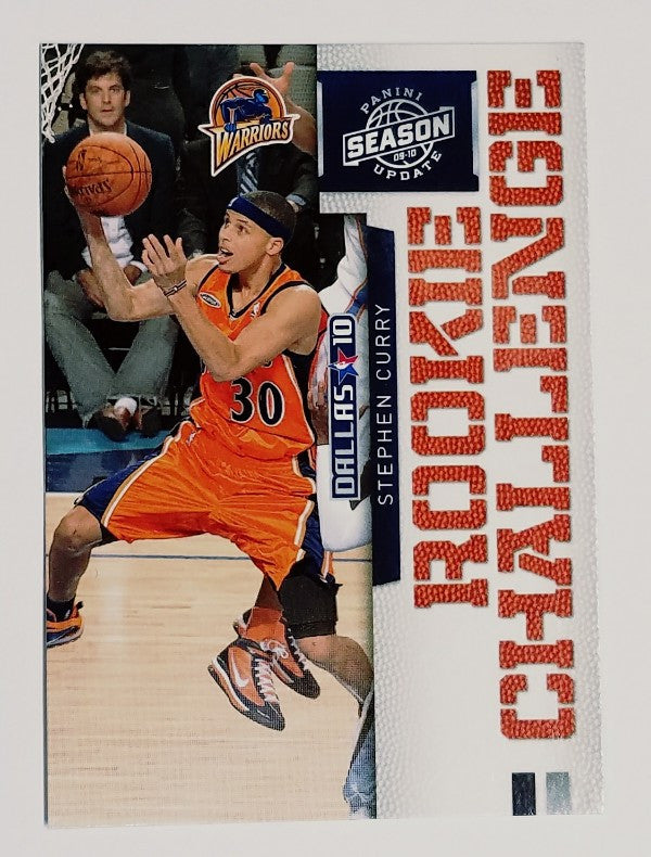 Stephen Curry, Rookie Card, Golden State, Warriors, Basketball, NBA, Panini