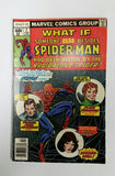 What If #7, Marvel Comics Feb 1978 Volume 1, Spider-Man, Uatu, Flash Thompson, Shooter Editor, Hi-Gloss Cover, Original Owner