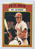 "1972 Topps Pete Rose In Action #560, Graded 8 NM-MT ""WOW"", CardboardandCoins.com"